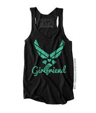 Air Force [Girlfriend] Heart Emblem Shirt