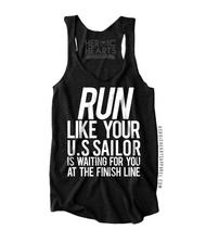 Run Like Your U.S. Sailor Shirt