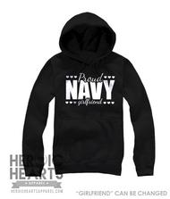 Proud Navy Girlfriend Shirt