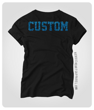 * Add Custom Text/Name to Your Design
