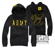 Army Wifey Hoodie