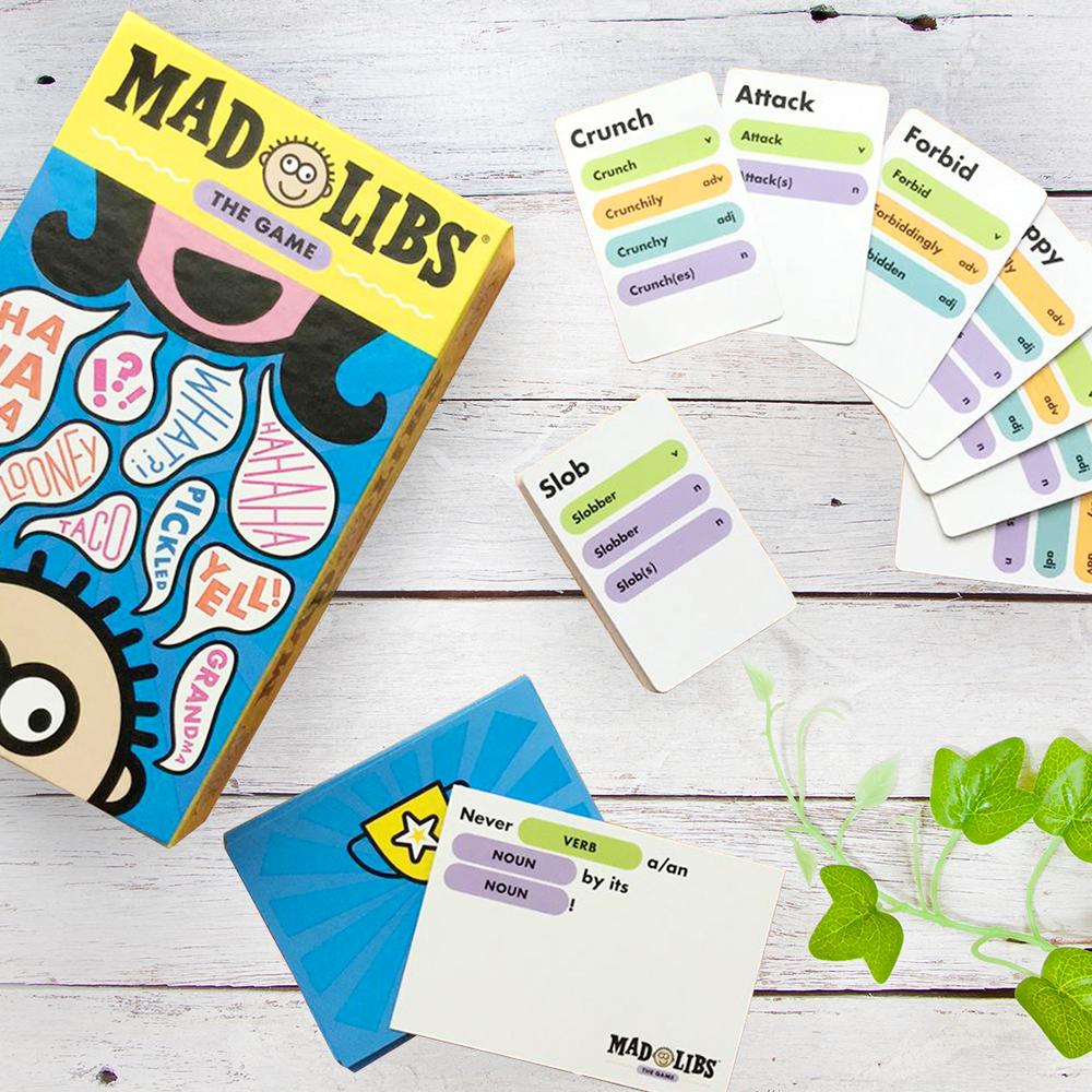 Brand Spotlight: Mad Libs
