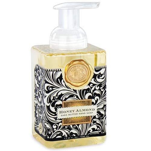Michel Design Works Foaming Shea Butter Hand Soap 17.8 Oz. - Honey Almond