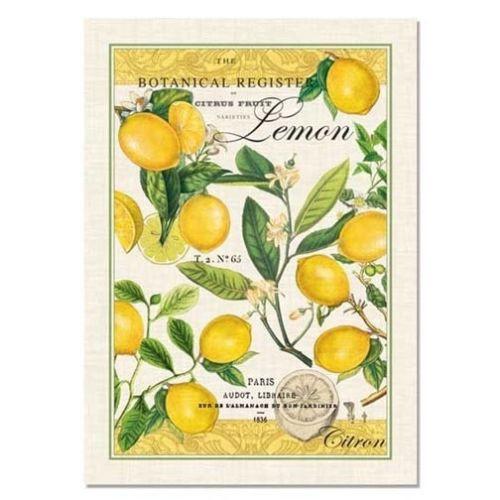 Michel Design Works Kitchen Towel - Lemon Basil