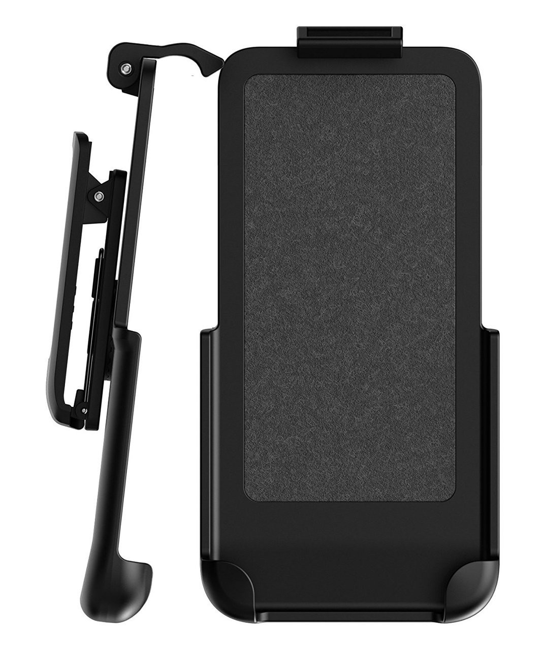 Encased Belt Clip Holster For Lifeproof Fre Iphone 5 5s Se Case Not Included 5se Kickstand Series Blackblack