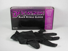 Black Nitrile Gloves for Detailing