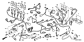 Genuine Honda Varadero 2005 Pgm-Fi Unit Part 21: 38770MBTD51 (1066156)