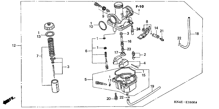 Diagram Of 1986 Chevy C 10 Carburator Wiring