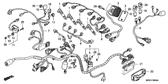 Sale Genuine Honda CBR600F4 2004 Pgm-Fi Unit Part 21: 38770MBWA12 (632358)