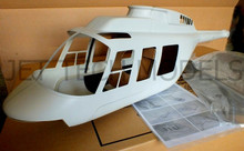 FUNKEY Scale Fuselage Long Ranger .50 (600) size kit - (Unpainted Version)
