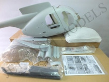 FUNKEY Scale fuselage NH-500E  .50( 600 ) size Unpainted Version
