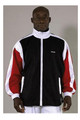 Team Jacket black/red/white