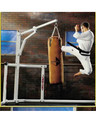 Cornerman heavy bag stand