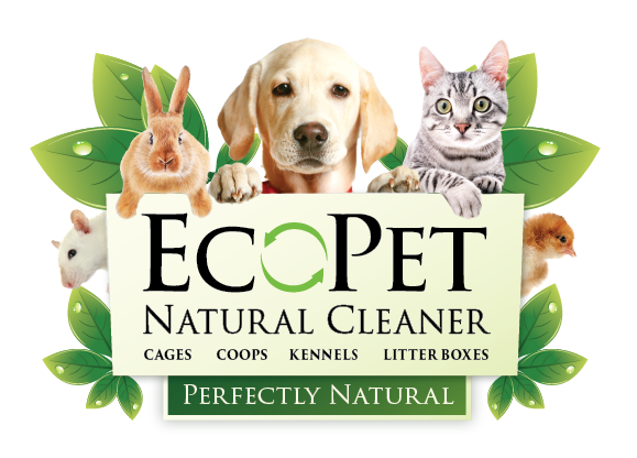 EcoPet Natural Cleaner logo