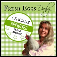 Fresh Eggs Daily Flock Favorite Award