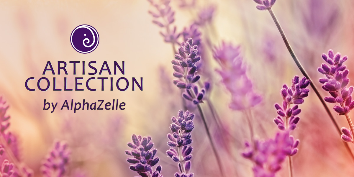 Explore AlphaZelle's NEWhandcrafted Artisan Collection!