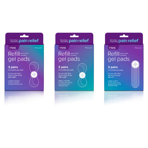 Refill Gel Pads For The Itens Body Clock