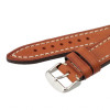 Golden Brown Hirsch Liberty Vintage Leather Watch Strap - Image 2