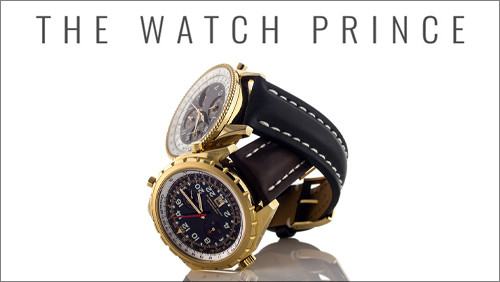 Welcome to The Watch Prince's New Website!