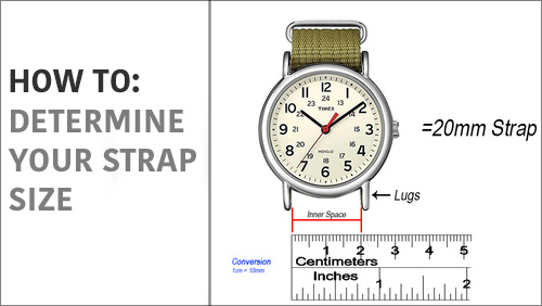 3 Easy Steps To Find Your Strap Size The Watch Prince