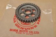 NOS Honda Z50 A K0-1978 & 1979-80 Z50R Countershaft Low Gear 35T 23421-076-000