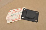 NOS Honda 1980-83 GL1100 Gold Wing Saddlebag or Trunk Lock Rubber 81217-463-770
