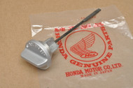 NOS Honda CB500 CB550 CB550F Engine Oil Dip Stick Cap 15650-323-000