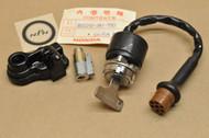 NOS Honda CB350 F CB360 CB500 CB550 CB750 Ignition Switch & Lock Set 35020-341-700
