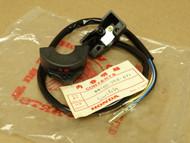 NOS Honda MT250 XL125 Handlebar Light Control Switch 35150-358-671
