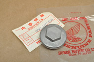 NOS Honda CB100 CB125 CL100 CL125 SL100 SL125 TL125 XL100 XL125 XL250 XL350 Tappet Cover 12361-107-000