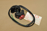 NOS Honda 1976 XL125 1976-78 XL175 XL70 K1-1976 Run Stop Kill Control Switch 35130-137-671