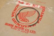 NOS Honda CB750 CBX CR125 CR250 GL1000 MR250 MT250 XL250 XL350 XL500 Fork Oil Seal Stopper Ring 51466-375-000