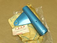 NOS Honda CL175 K5 Left Fork Cover Headlight Mount Ear Strato Blue 51606-316-010 FB
