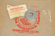NOS Honda CB350 F CB450 CB500 CB550 CB750 CL450 Rear Shock Seal Washer Cap 52144-283-010