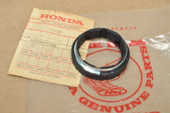NOS Honda CB450 K3-K7 CB500 T CB750 K0-76 CL450 K5-K6 Fork Ear Cover Upper Rubber Cushion 51601-300-000