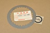 NOS Honda CB350 CB360 CB500 CL350 CL360 SL350 Clutch Plate B 22321-323-000
