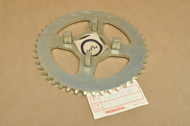 NOS Honda CL70 K0-K1 Rear Drive Chain Sprocket 47T 41201-150-000