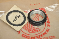 NOS Honda CL72 CL77 Right Air Cleaner Cover Latch Ignition Switch Trim Ring Screw Knob 17251-273-010