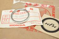 NOS Honda ATC90 CB350F CB400F CL90 CM91 CT90 S90 SL90 ST90 XR75 Exhaust Pipe Gasket 18291-028-000