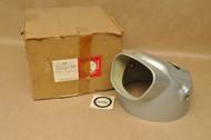 NOS Honda CA175 CL125 A SS125 Headlight Bucket Case in Silver 61301-230-681 T