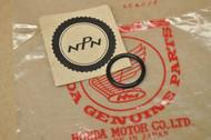 NOS Honda CB175 CB200 CB350 CB360 CB450 CL200 CL350 CL450 CL70 Petcock Bowl Gasket 16955-283-000