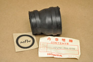 NOS Honda MT250 Elsinore Rubber Air Cleaner Connecting Tube 17214-358-000