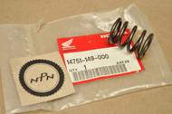 NOS Honda XL75 XL80 XL100 XR100 XR75 XR80 Outer Valve Spring 14751-149-000