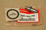NOS Honda ATC110 ATC125 ATC185 ATC200 CB125 S TLR200 TRX125 TRX200 XL125 XL185 XL200 Valve Guide 12021-365-300