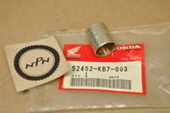 NOS Honda ATC200 ATC250 ATC350 CH250 CR125 CR250 CR480 CR500 FL400 TRX250 Upper Shock Bushing 52452-KB7-003