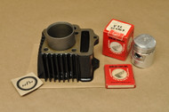 NOS Honda S65 Cylinder & Piston Kit 12101-035-600