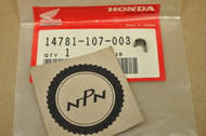 NOS Honda ATC110 ATC125 ATC185 ATC200 CB400 CB550 TL125 TL250 TRX125 TRX200 XL250 XL350 XR75 Valve Cotter 14781-107-003