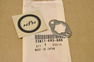 NOS Honda CB125T TRX200 XR200 XR250 Front Sprocket Fixing Setting Plate 23811-KR3-600