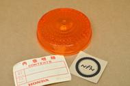 NOS Honda 1979-80 CBX Turn Signal Lens 33402-422-003
