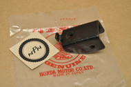 NOS Honda CB200 CB350 CB360 CB500 CB550 CL200 CL350 XL250 XL350 Right Rear Foot Peg Bracket B 95015-72100
